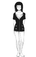 Kuro wear eyepatch