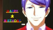 Tsukiyama Birthday Art