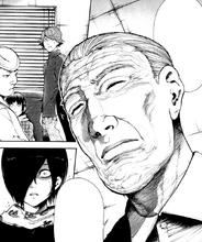 Yoshimura e staff Anteiku