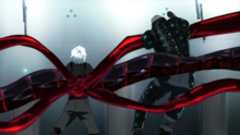Kaneki vs Shinohara