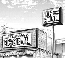 Ristorante big girl