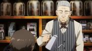Yoshimura on the bar