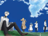 Tokyo Ghoul:re (Anime)