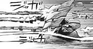 Koutarou's kagune manipulation – Doujima Shield