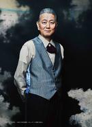 Tadayoshi Katō as Yoshimura 2017