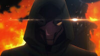 Nishiki's Mask re anime
