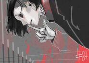 Uta illustration celebrating episode 4