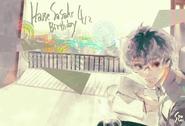 Sasaki Birthday 2015