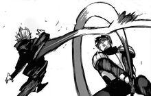 Take Hirako vs Kaneki