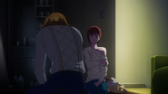 Kimi offering her flesh to Nishiki