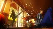 Ayato barges into Anteiku