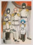 Quinx squad2 uniformi