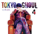 Tokyo Ghoul - Tome 4