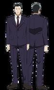 Houji anime design full view
