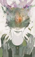 Ishida's illustration of Kenshi Yonezu