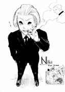 Sui Ishida Illustration on Nov 23, 2013