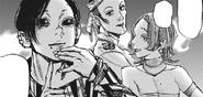 Uta, Itori and Nico in epilogue