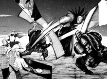 Yoshimura vs investigatori speciali