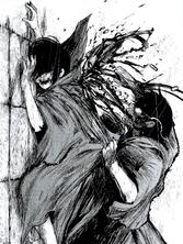 Ayato strappa il Kagune di touka