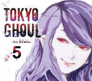 Tokyo Ghoul - Tome 5