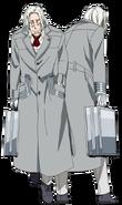 Kureo anime design full view