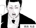 Adult Taishi Fura in Jack manga.png