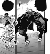 Takizawa's regeneration