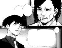 Urie chiede a Yoshitoki il permesso di sottoporsi all'operazione
