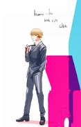 Kuramoto Ito Birthday2015