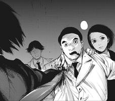 Nimura se protége de Matsumae