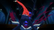 Shuu Tsukiyama beating up Nishiki