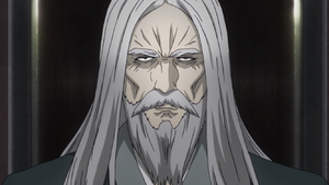 Tsuneyoshi Washuu in the re anime