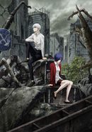 Tokyo Ghoul re TV2 Visual (cleaned version)