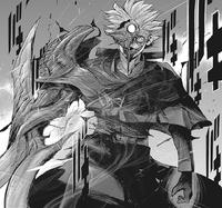 Kaneki's rinkaku kakuja — One-Eyed King