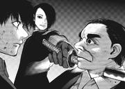 Kichimura killed Kuroiwa