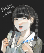 Ishidas Illustration von normaler Ayane Fujisaki