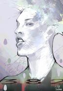 Ishidas Illustration von Miyavi