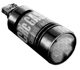 Granate rc gas