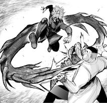 Shinohara vs. Kaneki