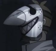 Shizaru Mask Anime