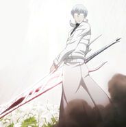 Arima With Owl's First Offensive Mode (Anime)