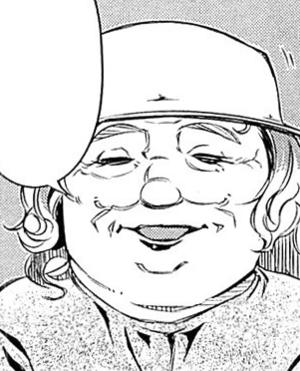 Kie manga