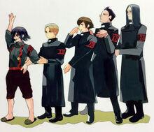Suzuya Squad members