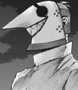 Shirazu mask