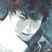 Illustration of Nobuyuki Suzuki as Amon Koutarou
