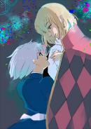 Ishidas Illustration von Howl