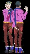 Nico anime design full view