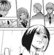 Koori realizing his losses