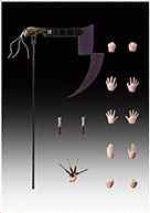 Juuzou Medicos figure accessories
