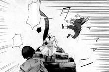 Shirazu distrae Serpente